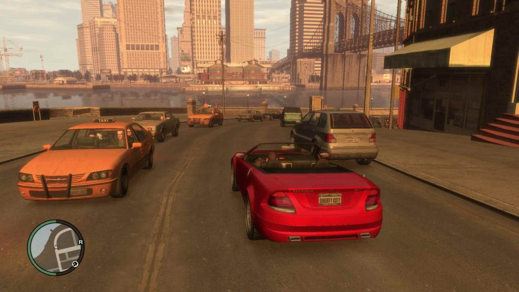 GTA 4 download Highly compressed RAR File only in 7.50 GB for PC