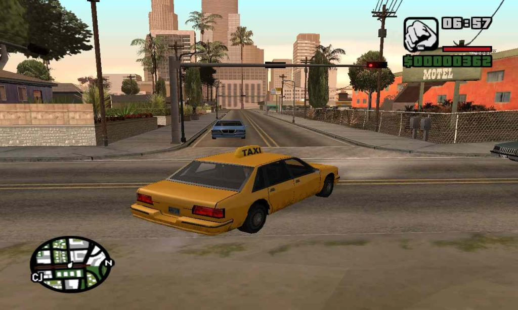 GTA San Andreas highly compressed download only in 582 MB for pc