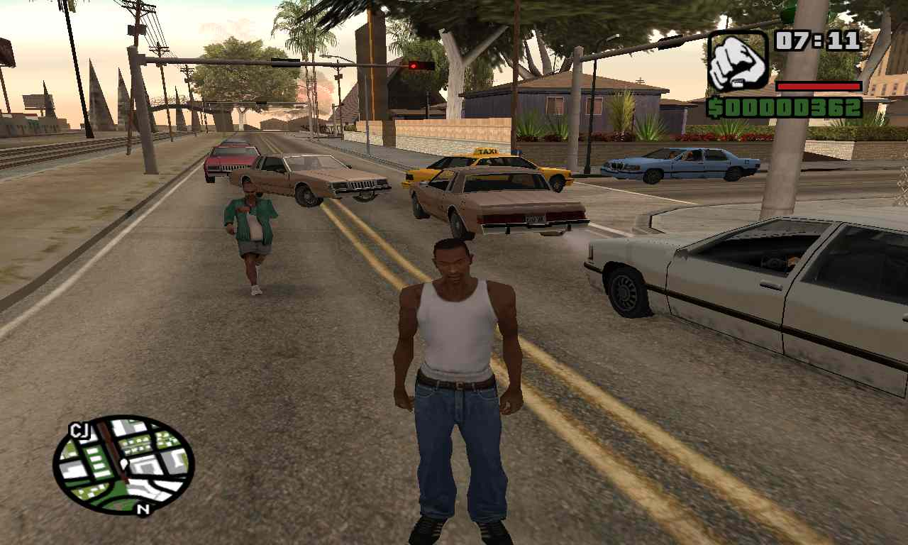 Gta San Andreas Download For Windows 10 Compressed GTA San