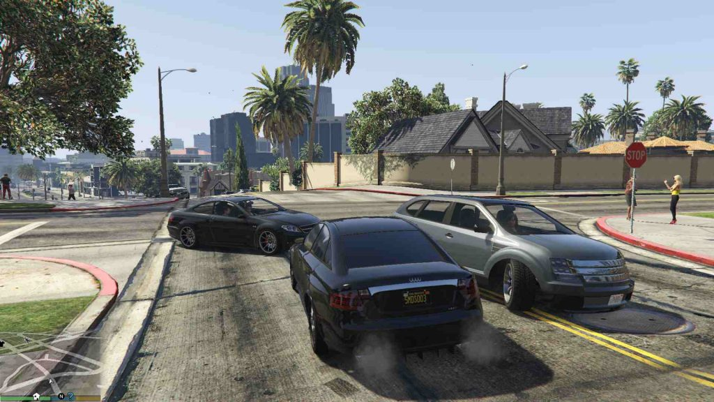GTA 5 for pc Highly compressed File free download no survey