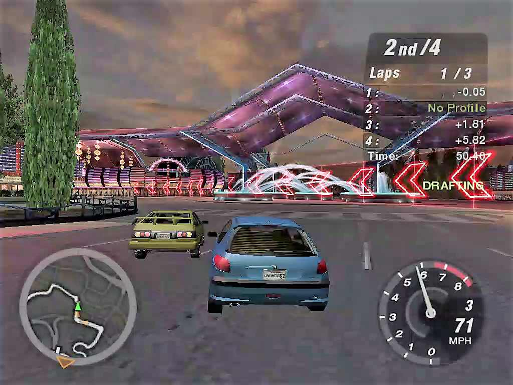 nfs undercover highly compressed 32mb only