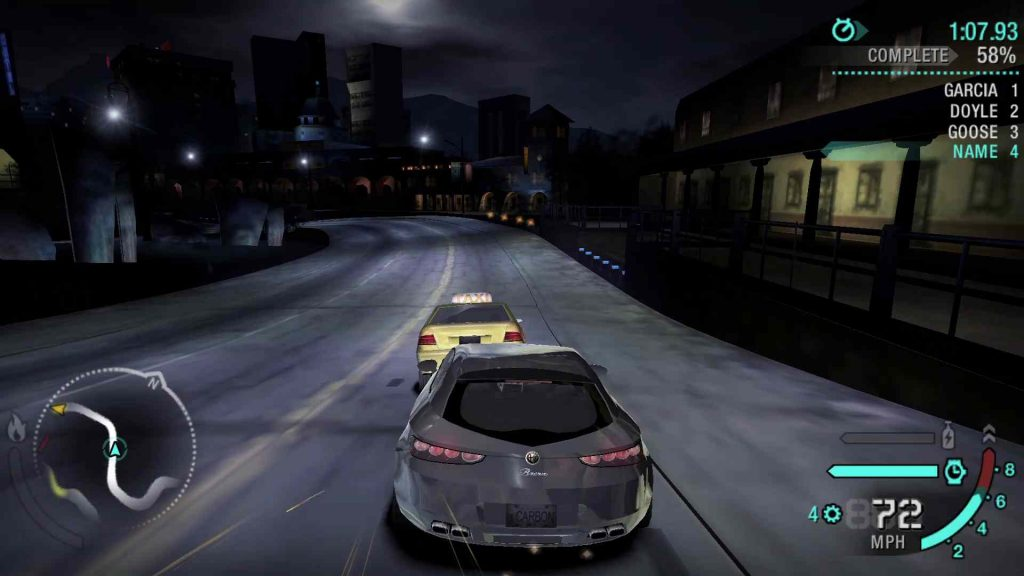 need for speed carbon highly compressed pc game download
