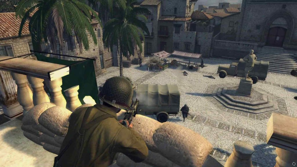 Mafia 2 download highly compressed in 2.87 GB for pc