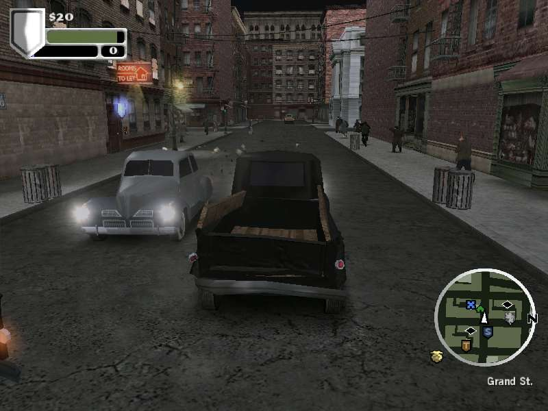 Download Godfather 1 PC game for desktop or laptop in highly compressed