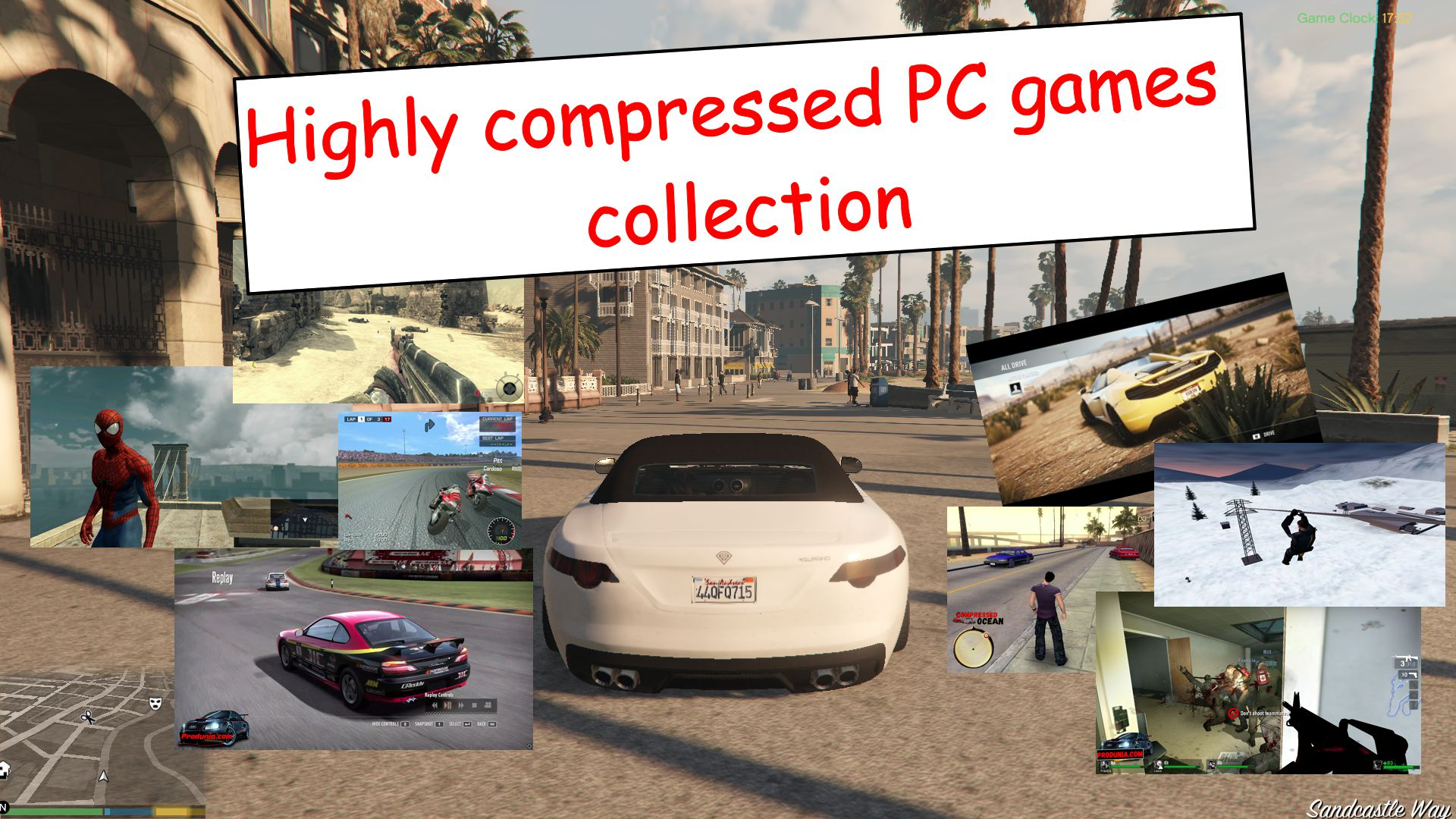 Download Highly compressed PC games - Complete collection