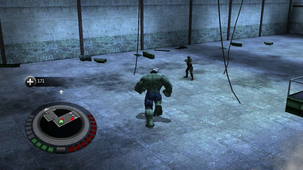 Download  The Incredible Hulk PC Game highly compressed from below