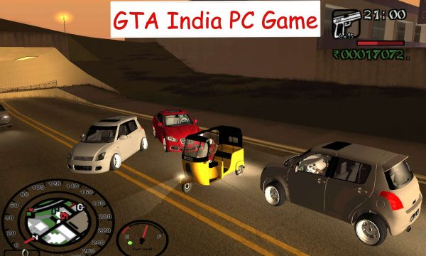 GTA india PC Game