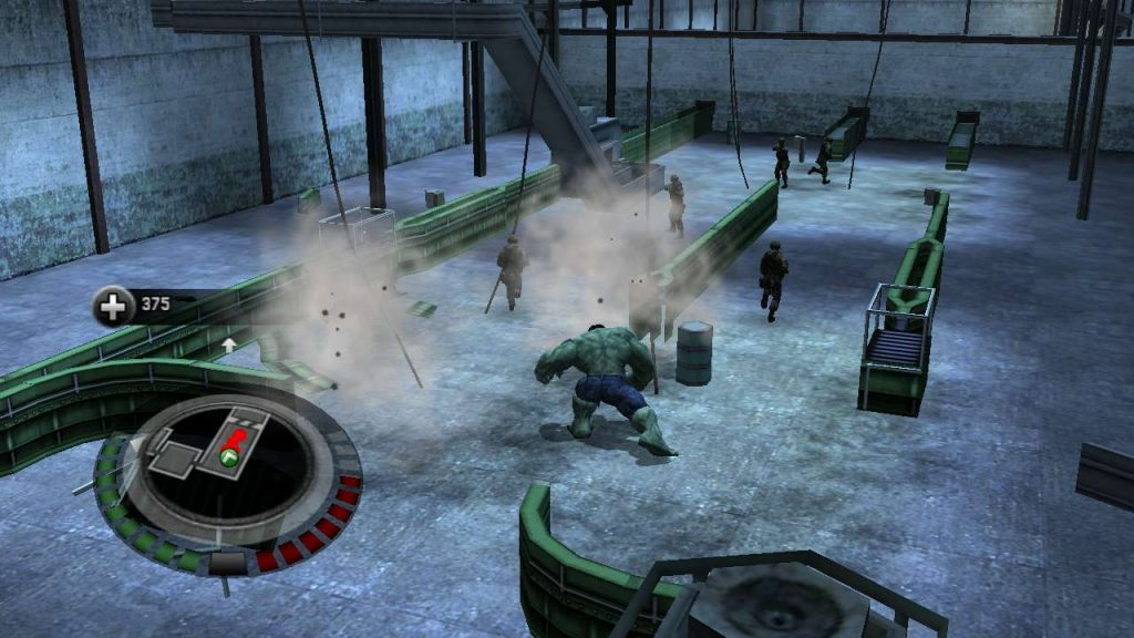 The Incredible Hulk highly compressed download only in 125 MB