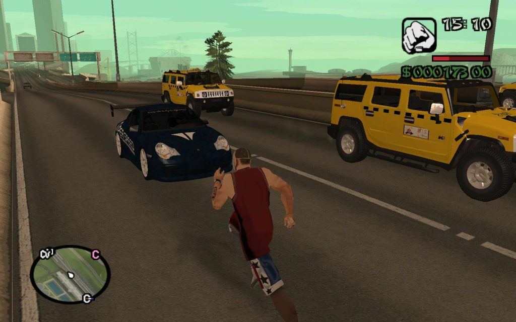 highly compressed GTA Amritsar game