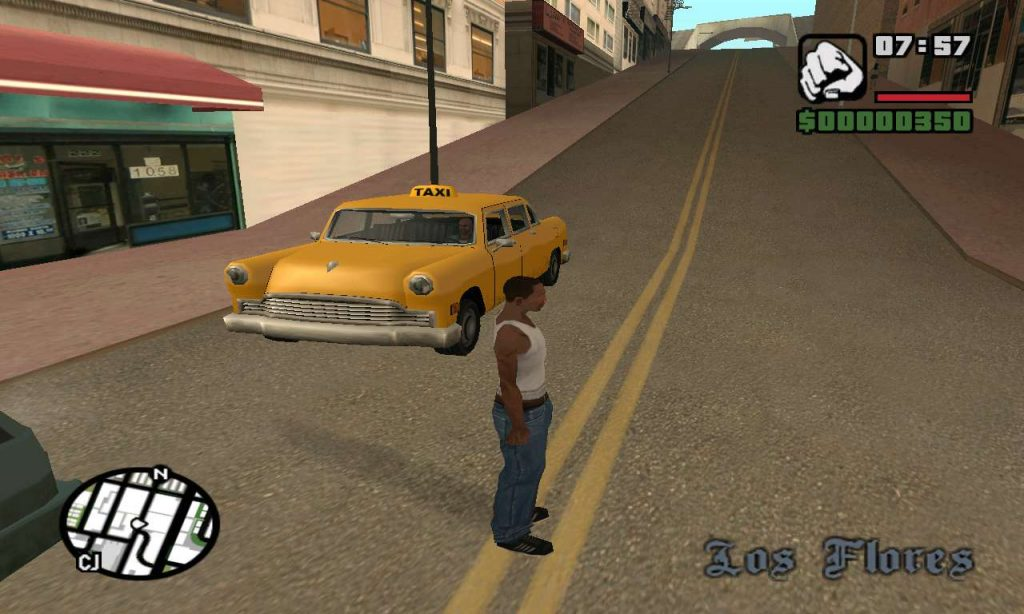 Download GTA San Andreas game for desktop or laptop in highly compressed