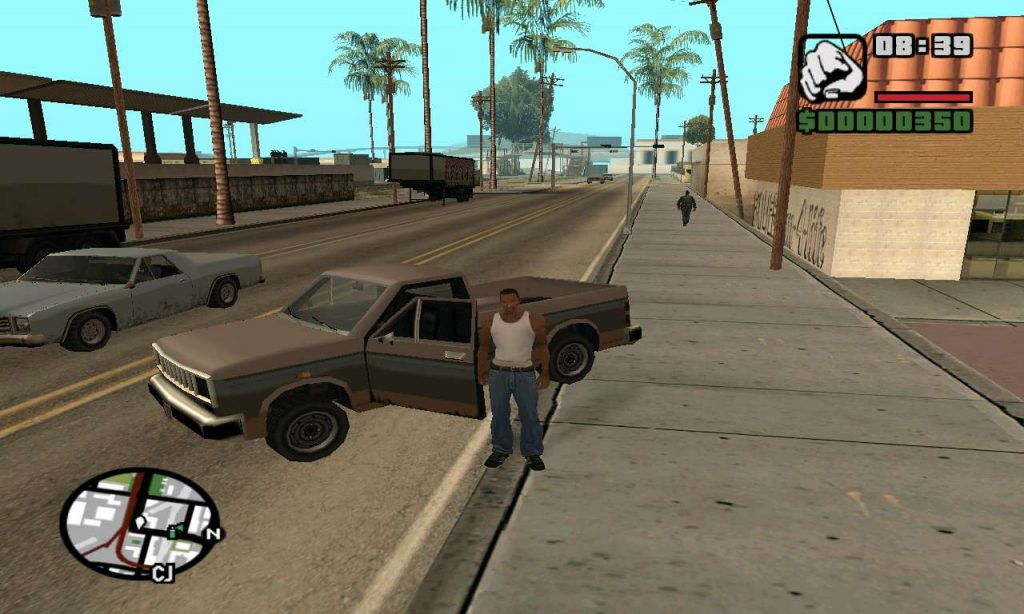 GTA San Andreas highly compressed download for pc