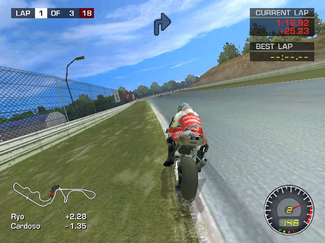 MotoGP 2 highly compressed