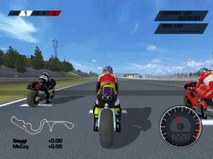 Motogp 1 PC game download