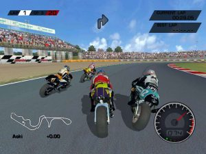 Motogp 1 highly compressed