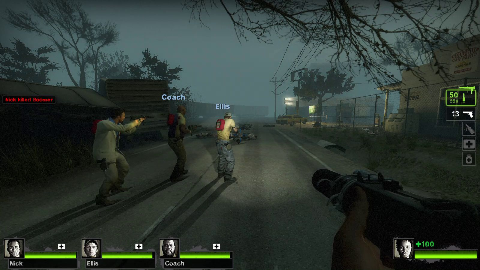 download setup of Left 4 Dead 2 game for desktop or laptop in highly compressed size